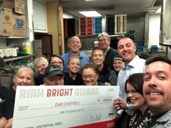 Bright Award Winner Dan Cantrell